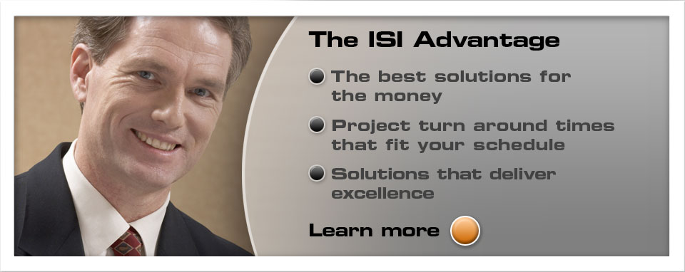 The ISI advantage